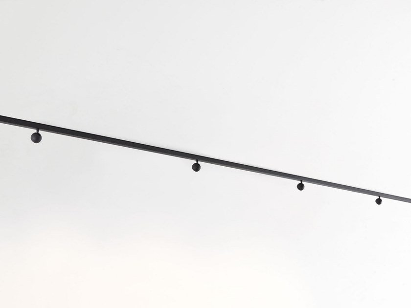 Ceiling mounted Linear lighting profile PISTA - MARBULITO TRACK | Ceiling mounted Linear lighting profile by Modular Lighting Instruments