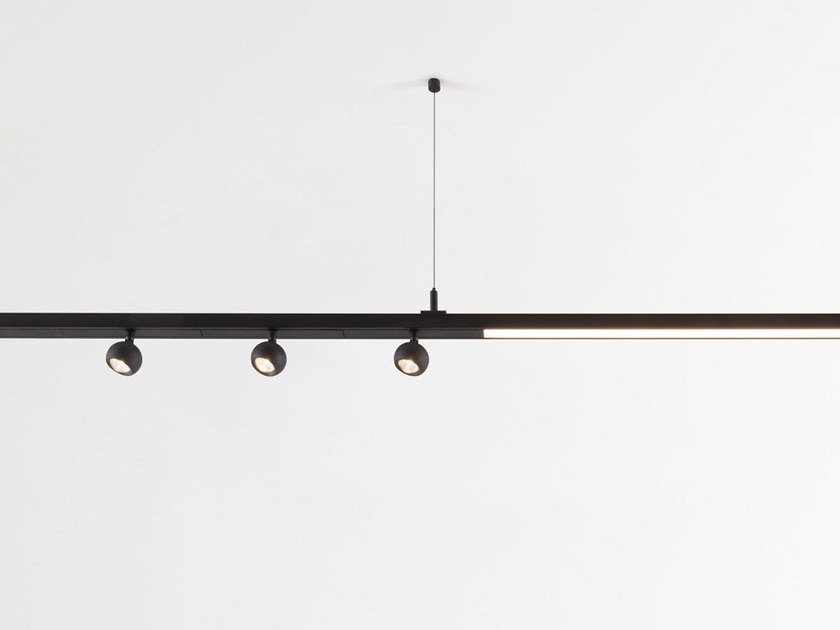 LED pendant lamp PISTA - MARBULITO TRACK | Pendant lamp by Modular Lighting Instruments