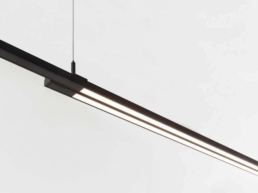 LED pendant lamp PISTA - TWIN BRACKETS by Modular Lighting Instruments