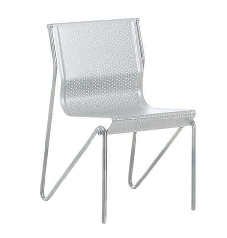 Steel chair PITAGORA   Chair by Caimi Brevetti