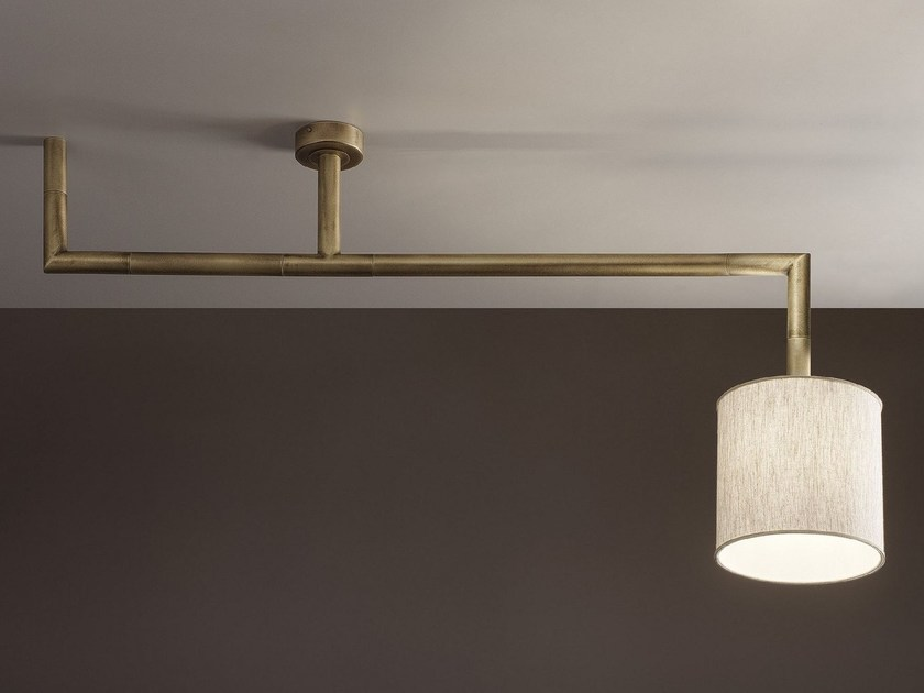 LED modular ceiling lamp PIVOT by Olev