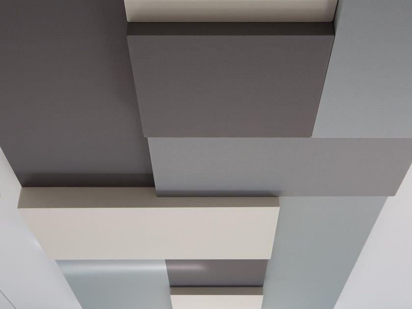 Pannello fonoassorbente in tessuto PIXEL by ITP
