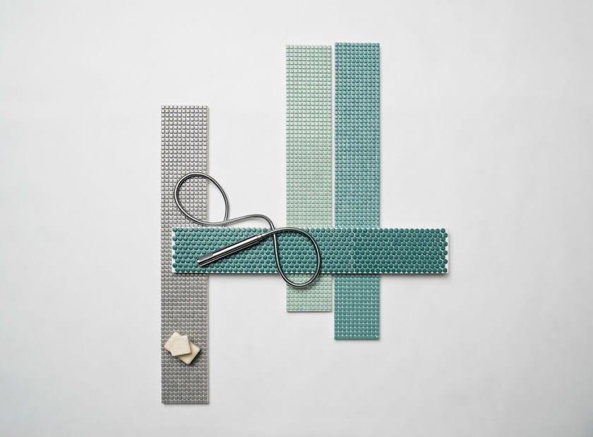 Glass Mosaic PIXEL | Mosaic by Ex.t