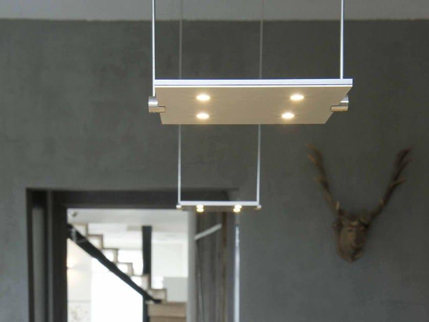 Pixel lampada a sospensione collezione pixel by ferrolight