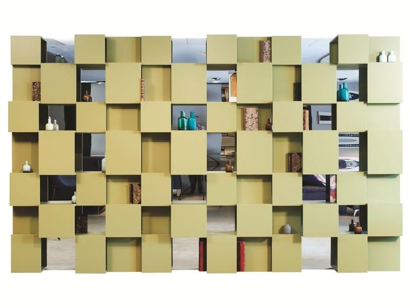 Lacquered bookcase PIXL | Bookcase by ROCHE BOBOIS