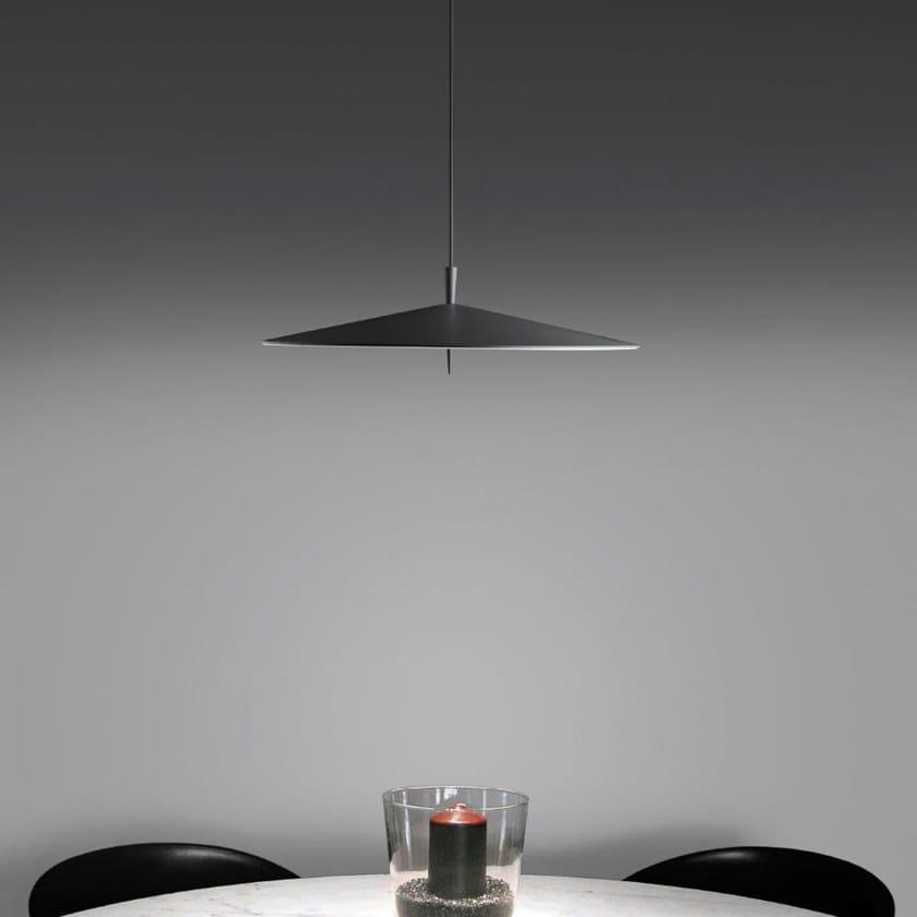 Con 6645 Lampada Sospensione In Milan Pla Alluminio Dimmer Led A Iluminacion 2eYEI9WDH