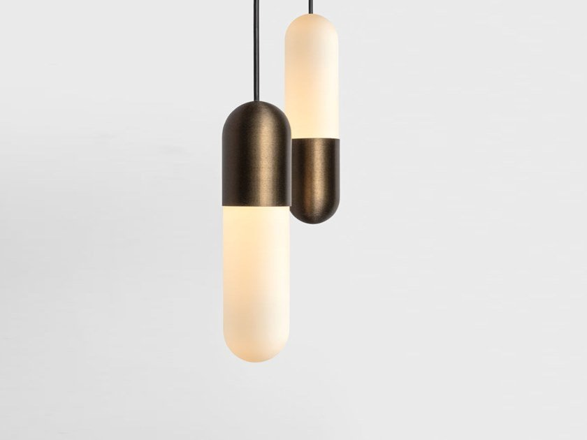 LED pendant lamp PLACEBO by Modular Lighting Instruments