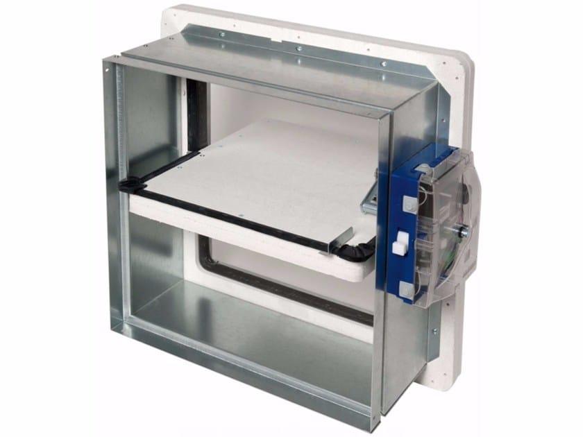 Natural ventilation hse PLAFONE by ALDES