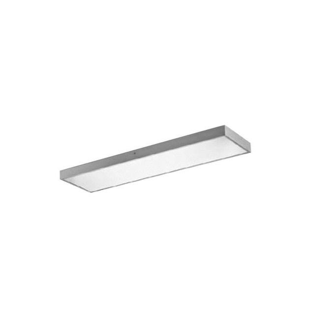 Fluorescent ceiling light INLUX ITALIA - PLAFONE R 2X28 IP44 by NEXO LUCE