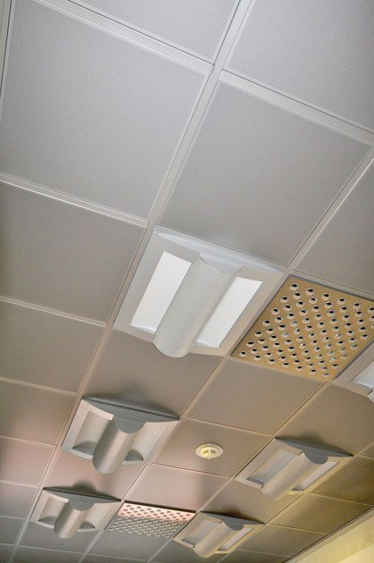 Ceiling tiles PLAN by atena
