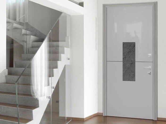 Armoured door panel PLANAR by Alias Security Doors
