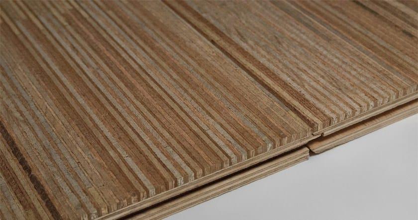 Ecological flooring PLANK by Plexwood