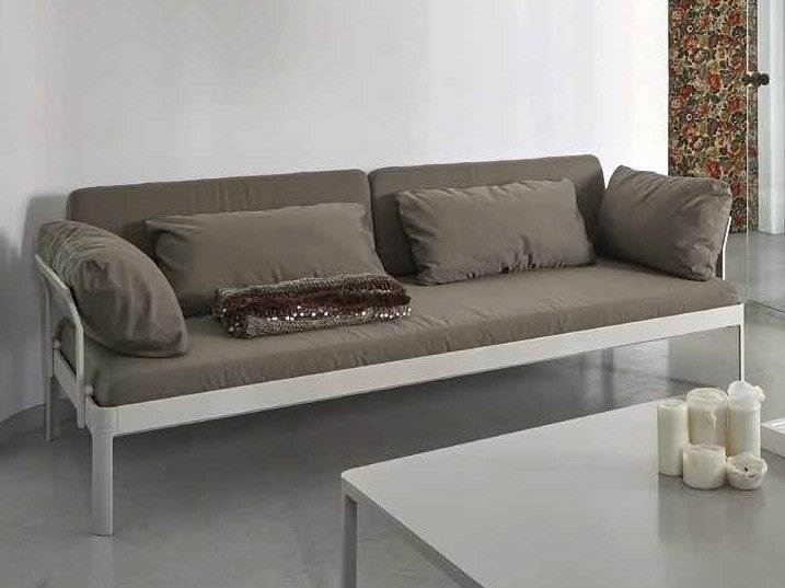 2 seater fabric sofa PLANE FOR IN   2 seater sofa by iCarraro