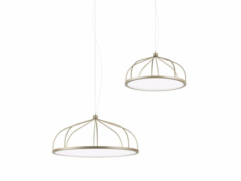 LED metal pendant lamp PLANE | Pendant lamp by ZERO
