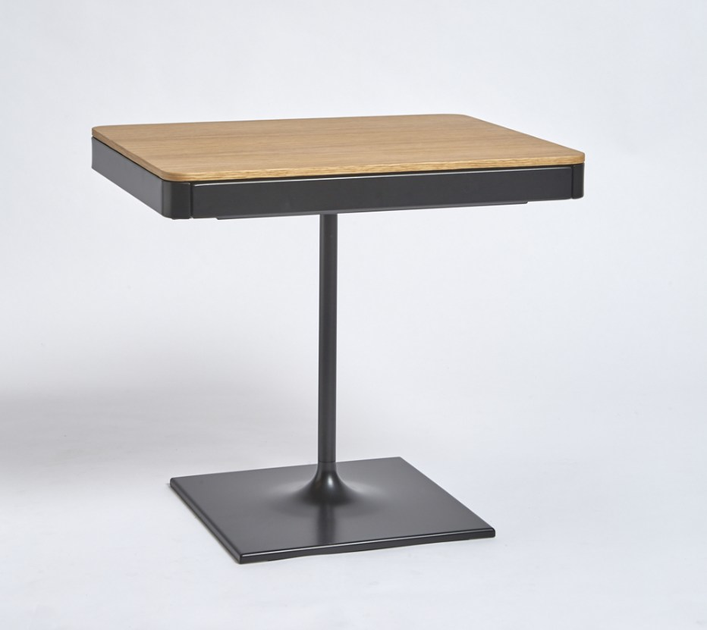 Plane steel and wood bedside table by icarraro design luciano plane steel and wood bedside table by icarraro design luciano bertoncini watchthetrailerfo