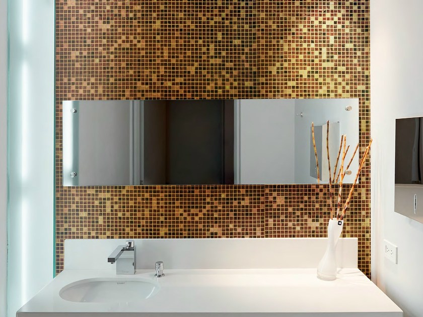 Glass mosaic PLANET SERIES by Brecci Glass