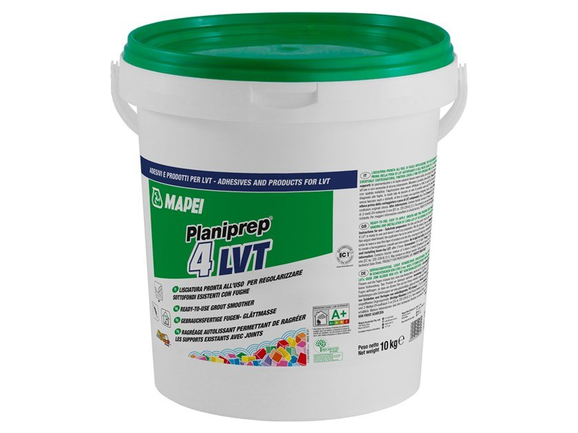 Floor tile grout PLANIPREP 4 LVT by MAPEI