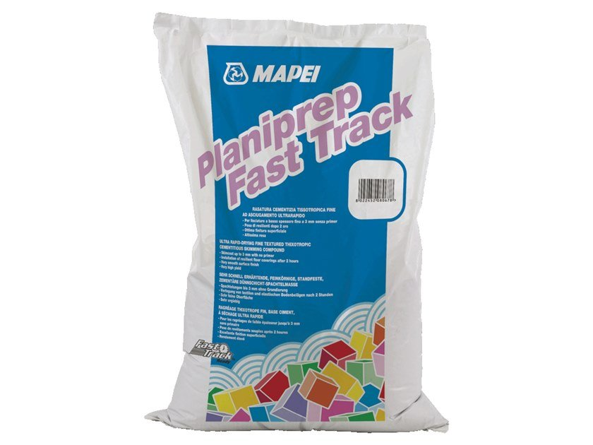 Smoothing compound PLANIPREP FAST TRACK by MAPEI