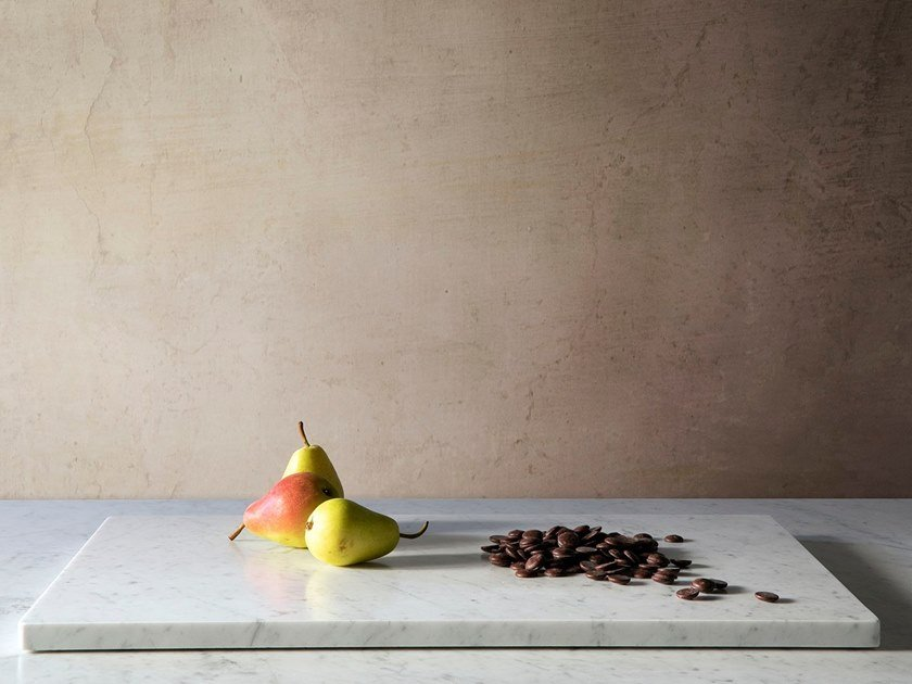 Rectangular marble chopping board MARBRE | Chopping board by Objets Architecturaux