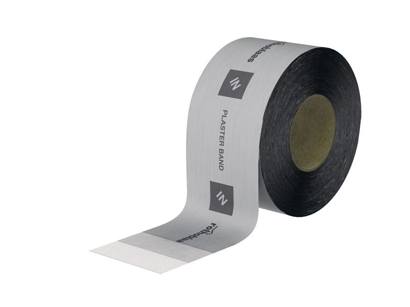 Tape and joint for waterproofing PLASTER BAND IN/OUT by ROTHOBLAAS