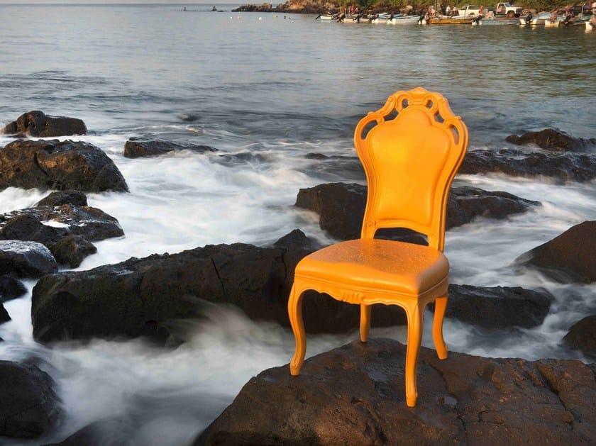 Polyurethane garden chair PLASTIC GIOVANNA by POLaRT