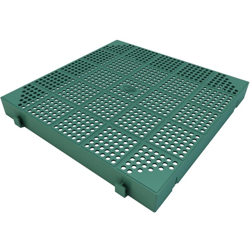 Outdoor floor tiles PLASTONELLA by Geoplast