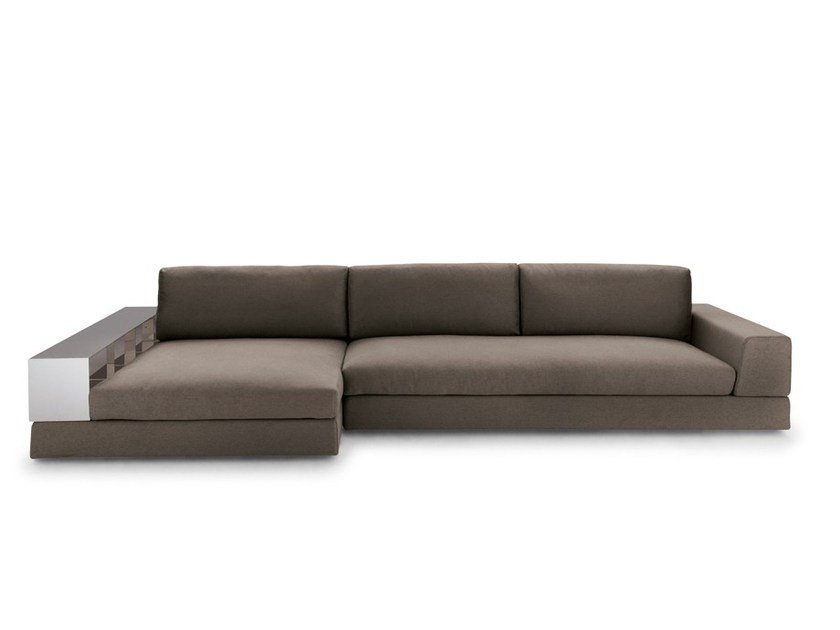 Sectional sofa PLAT by Arketipo