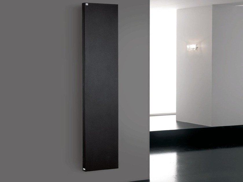 Electric wall-mounted panel radiator PLATE ELECTRIC PLUS By DELTACALOR