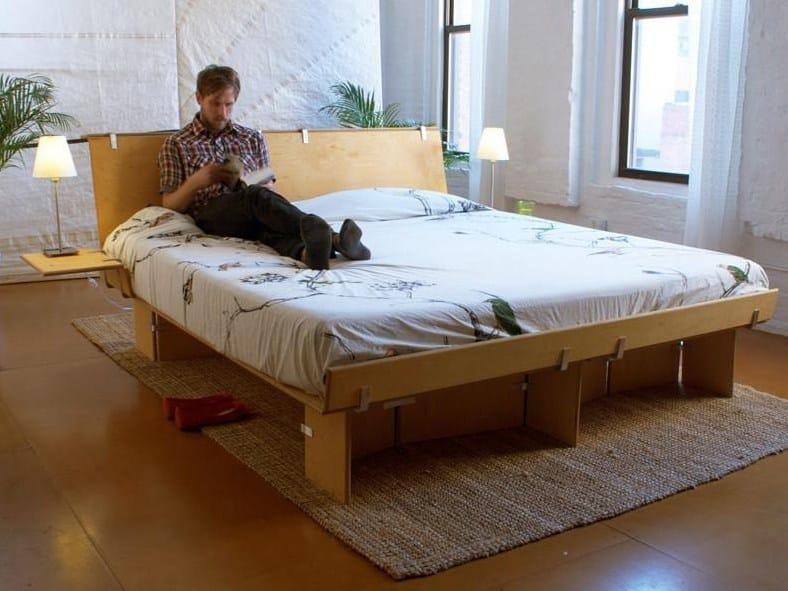 Letto Matrimoniale King Size Prezzi.Letto Matrimoniale In Legno Platform Bed Modos