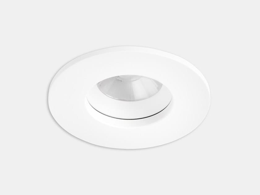 Faretto per esterno a LED in alluminio da incasso PLAY IP65 AG16 by LEDS C4