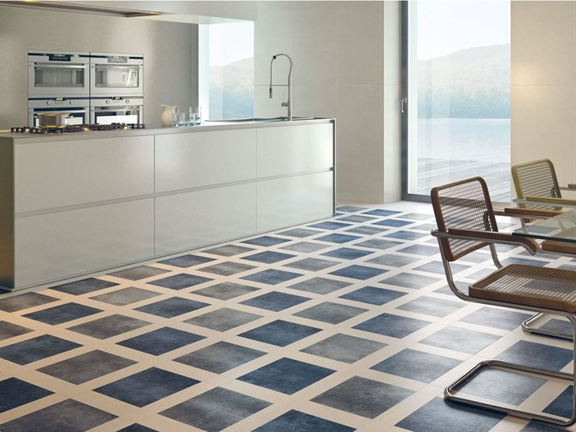Porcelain stoneware wall/floor tiles PLAYONE by Gigacer