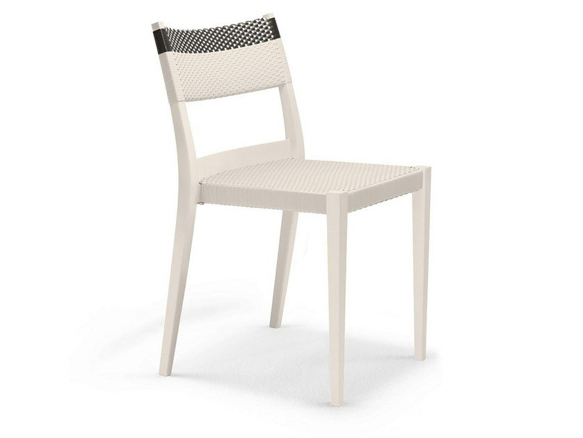 Stackable garden chair PLAY | Stackable chair by Dedon