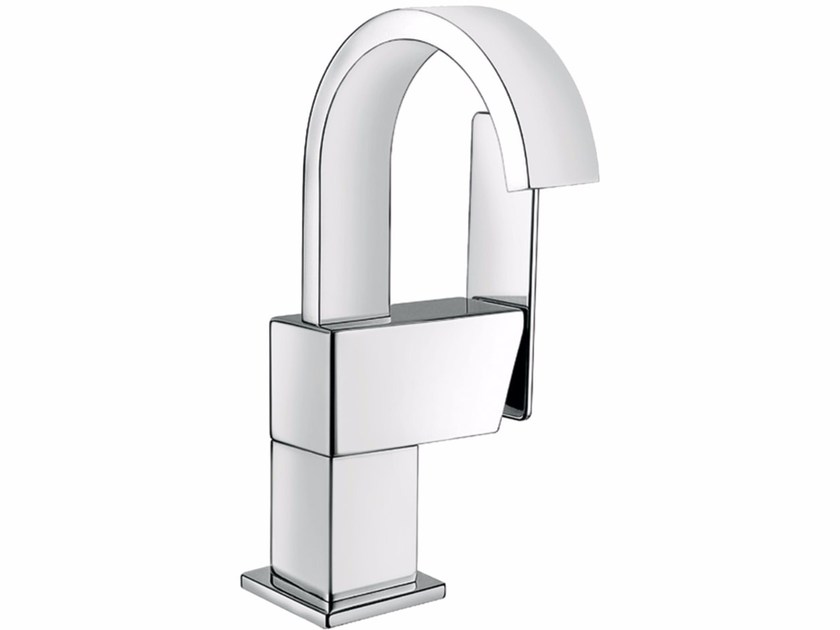 Countertop single handle bidet mixer PLAYONE 85 - 8514715 by Fir Italia