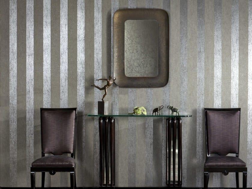 Striped washable nonwoven wallpaper PALAZZO STRIPE by Omexco