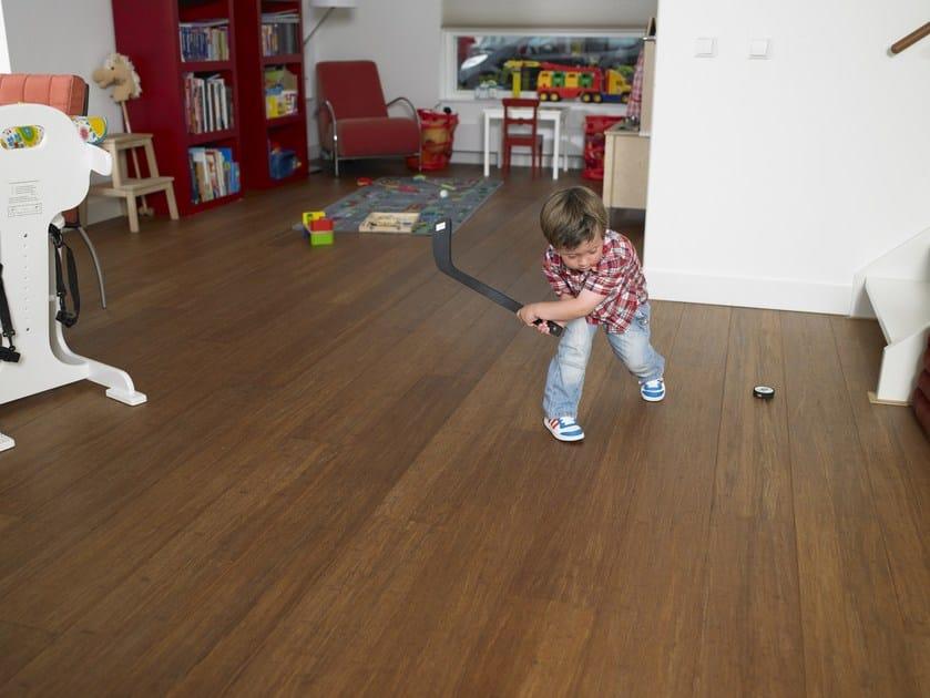 Bamboo flooring MOSO Bamboo Plex by Moso International
