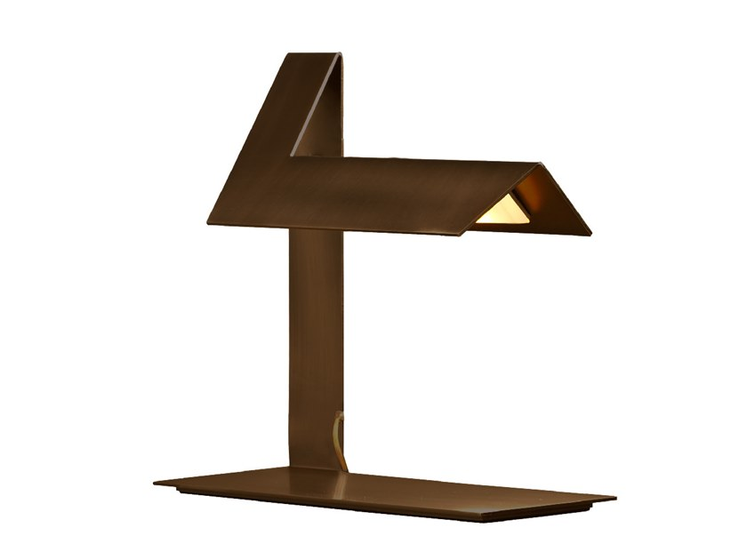 LED table lamp PLIÉ ESSENCE | Table lamp by fambuena