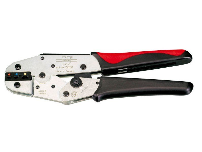 Plier PLIERS FOR PRE-INSULATED CABLE LUGS by Würth