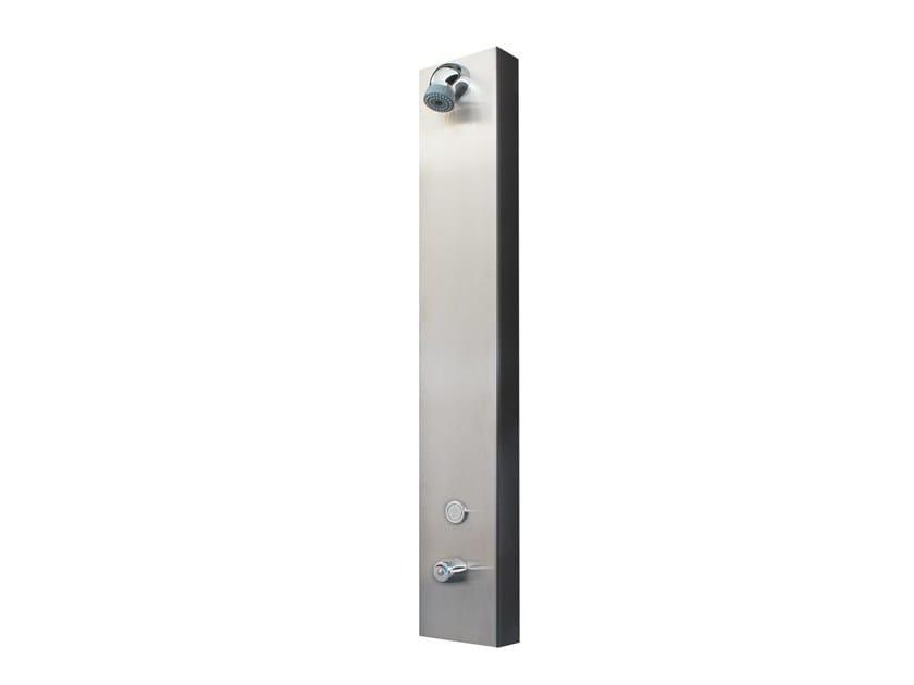 Thermostatic shower panel PLP INOX by PRESTO