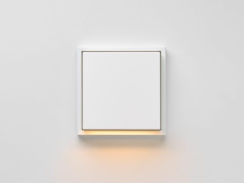 LED steplight PLUG & LIGHT | Steplight by JUNG