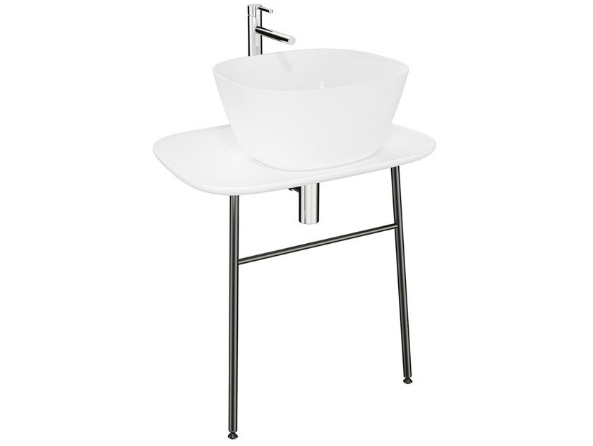 PLURAL HIGH | Consolle lavabo