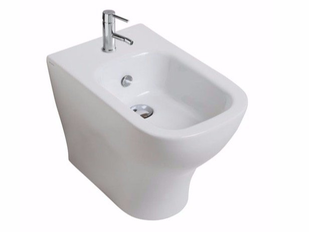 Ceramic bidet PLUS DESIGN | Bidet by GALASSIA