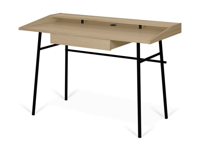 Secretary desk with drawers PLY | Secretary desk by TemaHome