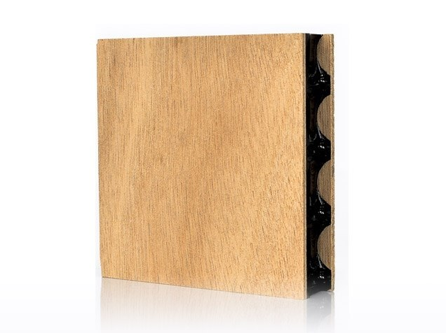 Composite material prefabricated wall panel PLYBEN™ by Bencore®