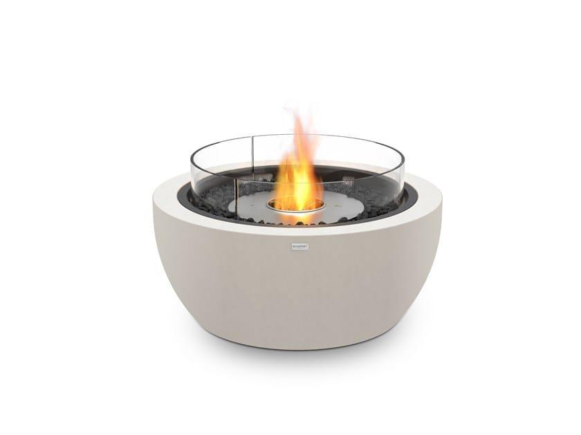 POD 30 POD30 Fire Table Ethanol - Bone by EcoSmart Fire