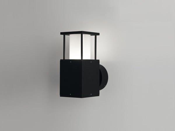 Aluminium Outdoor wall Lamp POEME D by BEL-LIGHTING