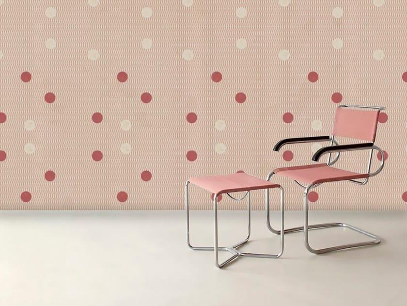Wall tiles / wallpaper POIS RED by Officinarkitettura®