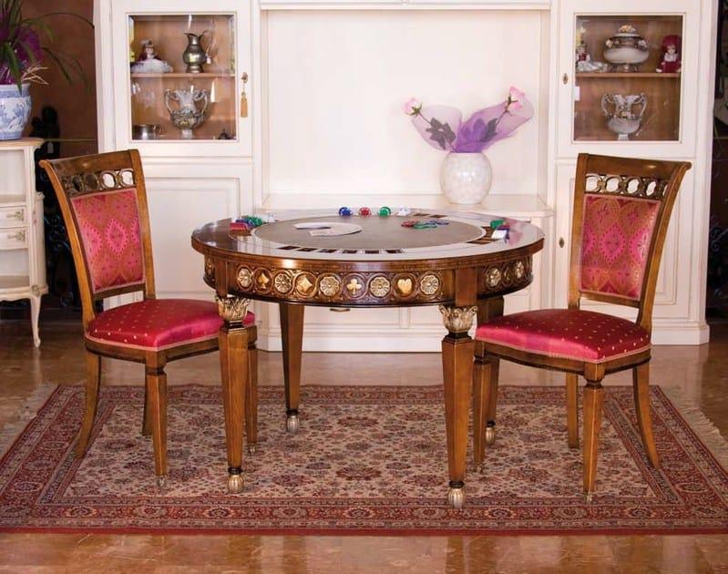 Tavolo Da Poker Legno.Tavolo Da Poker In Legno Massello Poker Tavolo Da Gioco