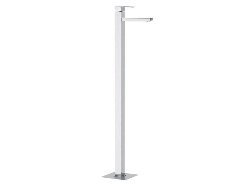 Floor standing single handle washbasin mixer POLAR | Floor standing washbasin mixer by Rubinetterie Mariani