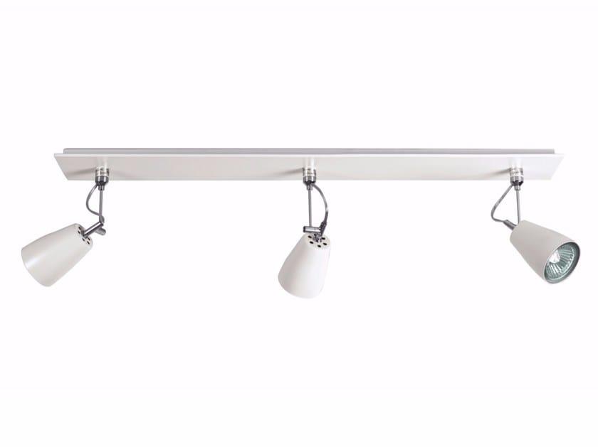 Multiple adjustable ceiling steel spotlight POLAR | Multiple spotlight by Astro Lighting