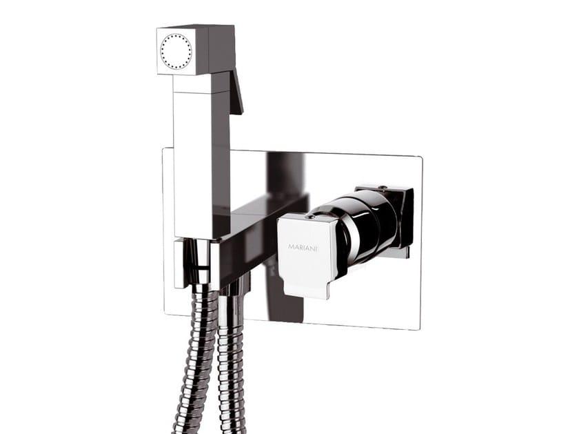 Db ve miscelatore per doccia in ottone cromato by toto